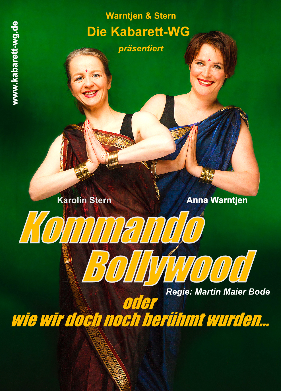 PLAKAT Kommando Bollywood